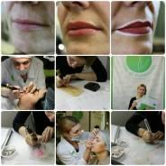 """Учебный центр """"Клуб Профессионалов"""" Перманентный макияж , Микроблейлинг"""