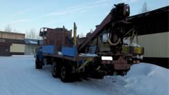 Урал 4320. Продам УРАЛ 4320-40 (сортиментовоз), 11 150 куб. см., 8 200 кг., 12 000,00кг.