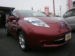 Nissan Leaf. вариатор, передний, 1.3, электричество, б/п. Под заказ
