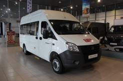 ГАЗ Газель Next. ГАЗ Газель NEXT A65R32 новый автобус на базе ЦМФ, 2 789 куб. см., 17 мест