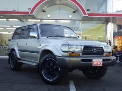 Toyota Land Cruiser. механика, 4wd, 4.2, дизель, б/п, нет птс. Под заказ