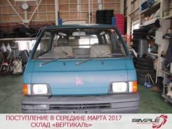 Mitsubishi Delica Van. P25V, 4D56