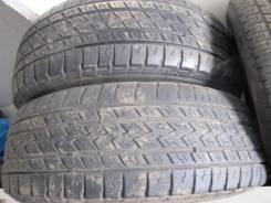 Bridgestone Dueler H/L. Всесезонные, 2002 год, износ: 10%, 2 шт