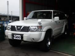 Nissan Safari. автомат, 4wd, 4.2, дизель, б/п, нет птс. Под заказ
