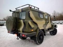 """ГАЗ. Внедорожник/ Вездеход 330811 """"Вепрь"""", 4 430 куб. см., 2 000 кг."""