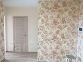 2-комнатная, улица Белинского 21. сах.поселок, агентство, 57 кв.м.
