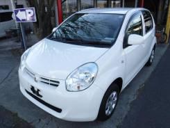 Toyota Passo. автомат, передний, 1.0, бензин, б/п. Под заказ