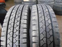 Bridgestone Blizzak VL1. Всесезонные, 2015 год, износ: 5%, 2 шт