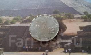 Мексика. 1 песо 1984 года.