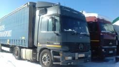Mercedes-Benz Actros 4140K. Продается сцепка Мерседес, 12 000 куб. см., 18 000 кг.