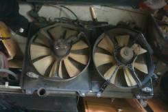 Радиатор охлаждения двигателя. Toyota: Mark II Wagon Qualis, Camry Gracia, Windom, Solara, Camry Двигатели: 1MZFE, 2MZFE