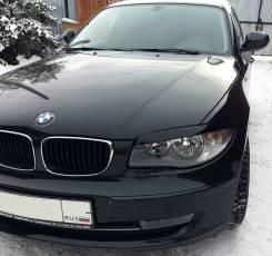 Накладка на фару. BMW 1-Series, E81, E82, E88, E87