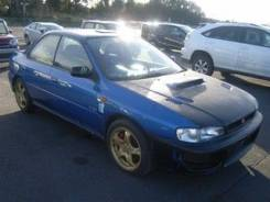 Дверь боковая. Subaru Impreza WRX STI, GC8. Под заказ