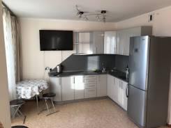 1-комнатная, улица Ватутина 4а. 64, 71 микрорайоны, 36 кв.м. Кухня