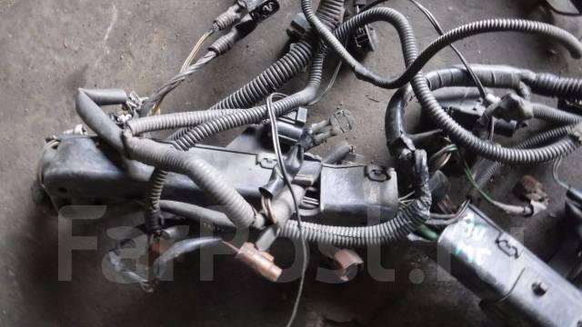 Коса ДВС 1JZ-GTE TwinTurbo под МКПП JZX90. Toyota: Crown Majesta, Mark II Wagon Blit, Crown, Verossa, Soarer, Mark II, Cresta, Supra, Chaser Двигатель...