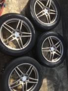 Колеса: кованные диски AVS (япония), резина Dunlop enasave на докатку. 7.0x17 5x100.00 ET45