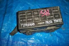 Блок предохранителей. Nissan: Cube, Navara, Terrano, Infiniti M Hybrid, 100NX, Bluebird, Hypermini, March Box, Micra, Safari, Elgrand, Patrol, Terrano...