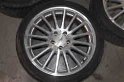 Комплект колес R18 для Mercedes-Benz. 8.0x18 5x112.00 ET32 ЦО 66,6мм.