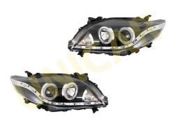 Линза фары. Toyota Corolla, ZRE151, ZZE150, ADE150, NDE150 Двигатели: 1NDTV, 1ZRFE, 4ZZFE, 1ADFTV. Под заказ