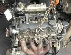 Двигатель в сборе. Chevrolet Aveo Двигатель F15S3