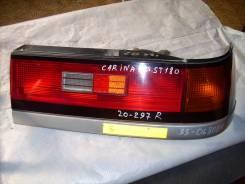 Стоп-сигнал. Toyota Carina ED, ST180