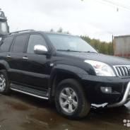 Toyota Land Cruiser Prado. автомат, 4wd, бензин, 169 000 тыс. км