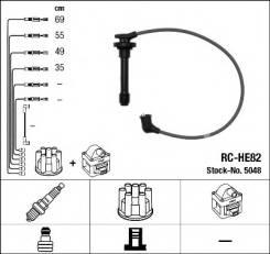 Провода зажигания NGK RC-HE82 5048 NGK RC-HE82