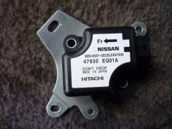 Датчик ускорения. Nissan X-Trail, NT30