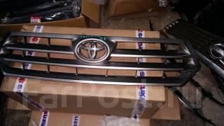 Решетка радиатора. Toyota Highlander, ASU40, GSU40, GSU40L, GSU45, GVU48, MHU48 Двигатели: 1ARFE, 2GRFE, 2GRFXE, 3MZFE