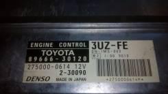 Блок управления двс. Lexus GS300, UZS161 Lexus GS430, UZS161 Двигатель 3UZFE