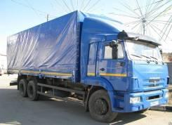 Камаз 65117. Бортовой грузовик -776010-19 (L4), 6 700 куб. см., 14 500 кг.