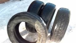 Bridgestone Dueler H/T D687. Летние, 2006 год, износ: 80%, 4 шт