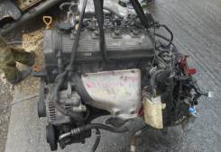 Двигатель в сборе. Toyota Corolla Spacio, AE111, AE111N Двигатель 4AFE. Под заказ