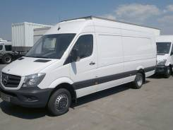 Mercedes-Benz Sprinter 515 CDI. Mercedes-Benz Sprinter Van 515 CDI, 2 200 куб. см., 5 000 кг.