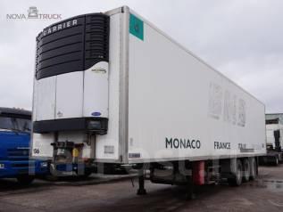 Samro. Продаётся полуприцеп-рефрижератор ST39WH, 24 750 кг.