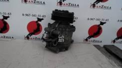 Компрессор кондиционера. Honda Jazz, GD1 Honda Fit, GD4, GD3, GD2, GD1