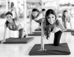 Body Sculpt - фитнес тренировка для похудения