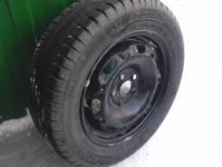 Комплект летних колес. x14 5x100.00