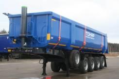 Тонар 95234. Самосвальный полуприцеп -080 4 осный, 42 000 кг.