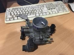 Заслонка дроссельная. Toyota Avensis, ZZT251 Двигатель 1ZZFE