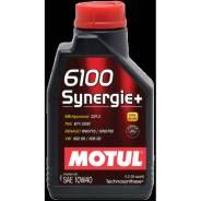 Motul. Вязкость 10W-40, полусинтетическое