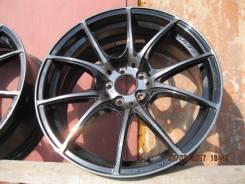 Weds Sport SA-10R. 7.5x18, 5x100.00, ET45, ЦО 73,3мм.