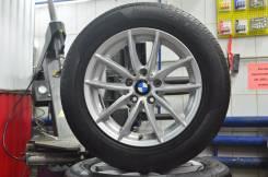 """Колеса летние в сборе, диски BMW 17""""+ 225/60 R17 Pirelli P7 Run Flat. 7.5x17 5x120.00 ET32 ЦО 72,6мм."""