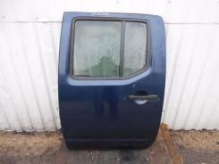 Дверь боковая. Nissan Navara, D40
