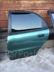 Дверь боковая. Daewoo Lanos Chevrolet Lanos, T100 ЗАЗ Ланос ЗАЗ Шанс Двигатель A15SMS