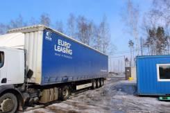 Krone SD. Полуприцеп, 33 000 кг.
