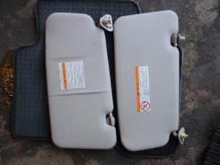 Кронштейн козырька солнцезащитного. Nissan X-Trail, PNT30, T30, NT30