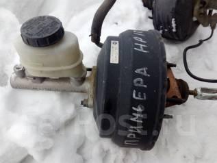 Цилиндр главный тормозной. Nissan Primera, HP10 Двигатель SR20DE