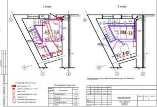 Проектирование и согласование перепланировок