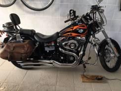 Harley-Davidson Dyna Wide Glide. 1 680 куб. см., исправен, птс, с пробегом